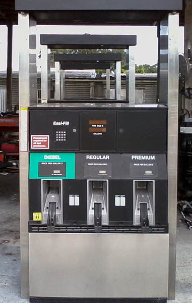 Products - Used Petroleum Equipment, Used Gas Pumps